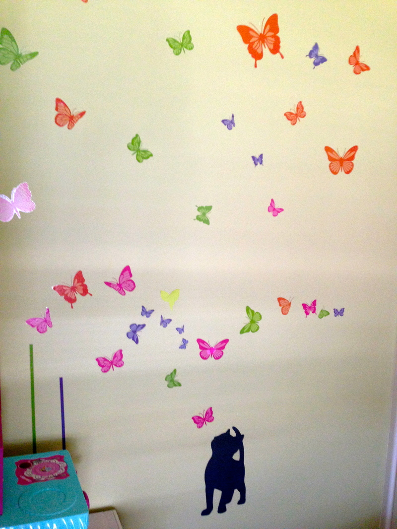 A Cheaper Way To Decorate A Child's Room