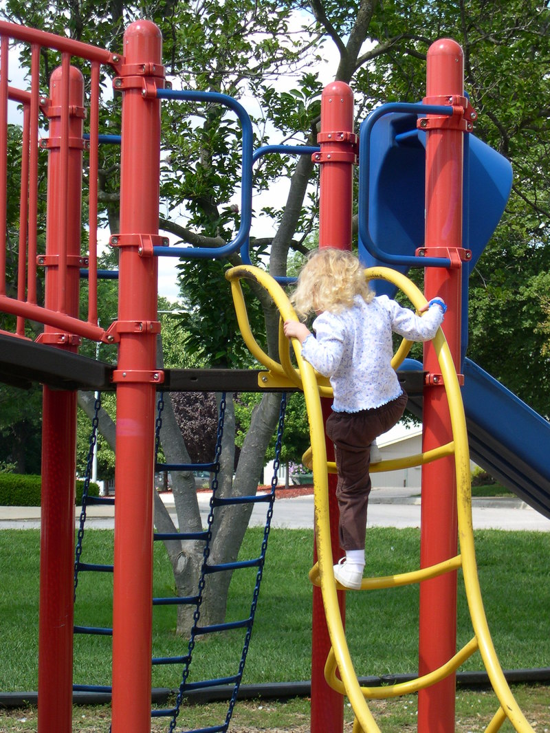 Where Is The Best Children's Park To Go To In the Summer?